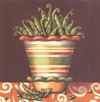 Peas In A Bowl Fine Art Print