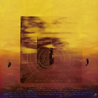 Vibration Universelle II Framed Print