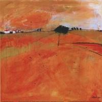 """Landscape I by Mali Nave - 12"""" x 12"""" - $11.49"""
