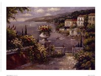 "Capri Vista II by Peter Bell - 8"" x 6"""
