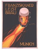 Bierre Munich by E. Maurus - various sizes