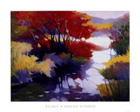 Indian Summer Fine Art Print
