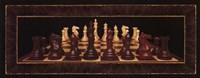 Chess II Fine Art Print