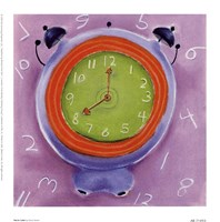 You're Late! Fine Art Print