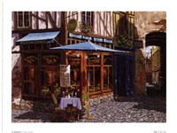 Le Raboliot Fine Art Print