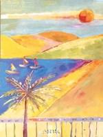 Aux Tropiques II Fine Art Print