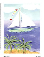 Sail On Fine Art Print
