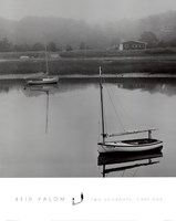 Two Sailboats, Cape Cod Fine Art Print