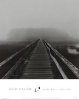 """Misty Walk, Cape Cod by Reid Valom - 16"""" x 20"""" - $16.99"""