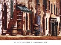 Foiano Della Chiana Fine Art Print