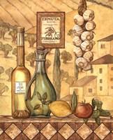Flavors Of Tuscany IV - Mini Framed Print