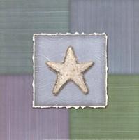 """8"""" x 8"""" Starfish Art"""