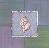 """Blue Sea II - Mini by Charlene Audrey - 8"""" x 8"""" - $9.99"""