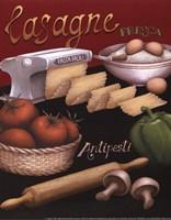 Lasagna Fine Art Print