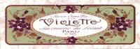 Violette Fine Art Print