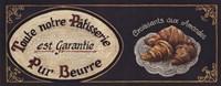 Croissants Fine Art Print