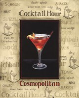 "Cosmopolitan by Gregory Gorham - 16"" x 20"""