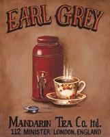 Earl Grey - Mini Framed Print
