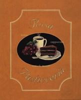 Rosa Pasticceria - Mini Framed Print