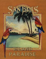 """16"""" x 20"""" Island Pictures"""