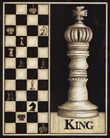 "Classic King by Andrea Laliberte - 16"" x 20"""