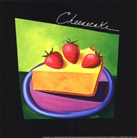 """Cheesecake - Mini by Mary Naylor - 8"""" x 8"""""""