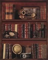 Librairie III - Mini Fine Art Print