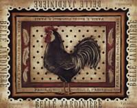 Jaunty Plumerie II Framed Print