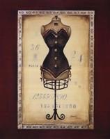 Taille De Robe II Fine Art Print