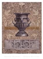 """Gothic Quatrefoil 1 by W.M. Randal Painter - 24"""" x 32"""""""