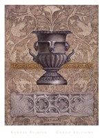 Gothic Quatrefoil 1 Fine Art Print