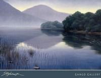 "The Loch by Allan Stephenson - 32"" x 26"""
