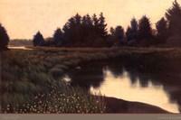 "Estuary by Allan Stephenson - 36"" x 24"""