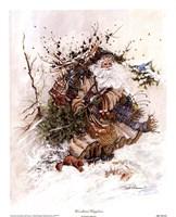 Woodland Wayfarer Fine Art Print