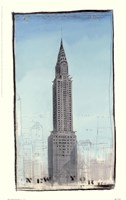 World Landmark New York Fine Art Print