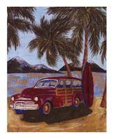 Surfin' Safari l Fine Art Print