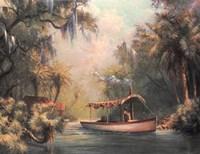 Caloosa Princess Fine Art Print