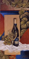 "White Wine by Diana Martin - 12"" x 24"""