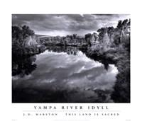 Yampa River Idyll Fine Art Print