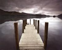 """Derwent Water by J. Alex Potter - 20"""" x 16"""""""