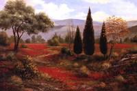 "Agrigento by Jillian Jeffrey - 36"" x 24"""