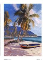 Island Dream Framed Print