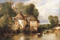 Arundel Mill Fine Art Print