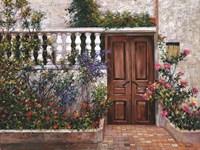 Casa Blanca Fine Art Print