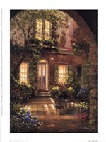 """6"""" x 8"""" Courtyard Pictures"""