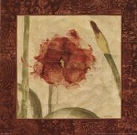 Sienna Quartet IV Fine Art Print