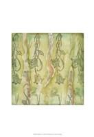 "Floral Whimsey II by Jennifer Goldberger - 13"" x 19"""