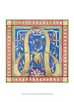 "Ornamental a by Pamela Shirley - 10"" x 13"" - $10.49"