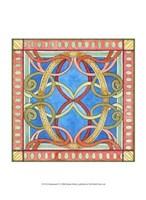 """Ornamental O by Pamela Shirley - 10"""" x 13"""""""