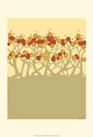 Organic Grove I Framed Print